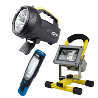 Lights, Lamps & Inspection Devices