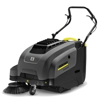 For Professional Sweepers