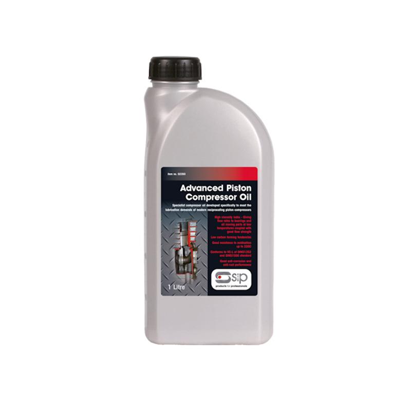 SIP 02350 Trade Advanced Compressor Oil - 1 Litre