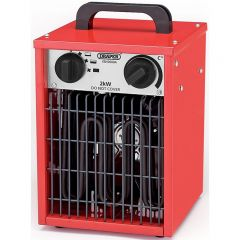 Draper 07216 2KW 230V Space Heater