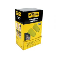Sealey 403/200 Ear Plugs Disposable - 200 Pairs