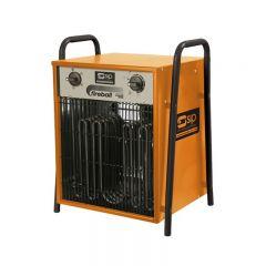 SIP 09298 Fireball Heater Turbofan 15000 (3 Phase)