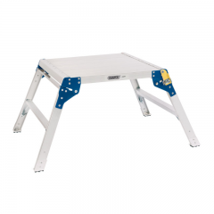 Draper 83996 2 Step Square Aluminium Working Platform