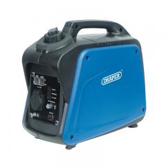 Draper 95196 Petrol Inverter Generator, 1000W