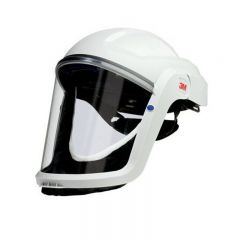 3M Versaflo M-207 Faceshield with Flame Resistant Poly Faceseal