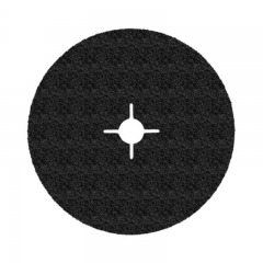 3M Fibre Disc 501C, 125 mm x 22 mm, P36, Slotted (Pack of 25)