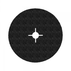 3M Fibre Disc 501C, 125 mm x 22 mm, P60, Slotted (Pack of 25)