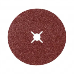 3M Fibre Disc 782C, 125 mm x 22 mm, 60+, Slotted (Pack of 25)