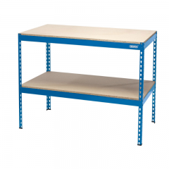 Draper 24912 Steel Workbench, 1200 x 600 x 900mm
