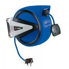 Draper 15052 230V Retractable Electric Cable Reel, 20m