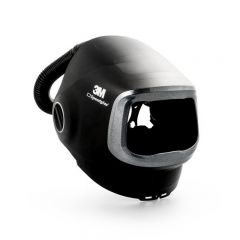 3M 611190 Speedglas Welding Helmet G5-01 with Front Cover & Visor Frame without Filter & Head/Neck Protection