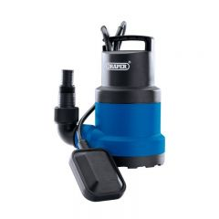 Draper 98912 Submersible Water Pump With Float Switch (250W)