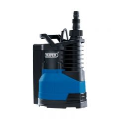 Draper 98918 Submersible Water Pump With Integral Float Switch (750W)