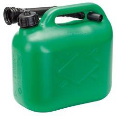 Draper 82690 Green 5L Plastic Fuel Can