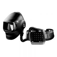 3M 617800 Speedglas Welding Helmet G5-01 Adflo Welding Helmet without Welding Filter