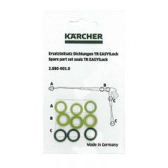 Karcher 2880001 Seal Spare Part Set