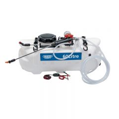 Draper Expert 60L 12V DC ATV Spot/Broadcast Sprayer