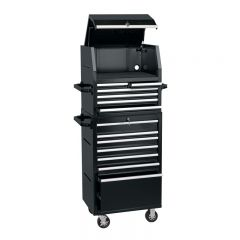 """Draper 11523 26"""" Combined Cabinet and Tool Chest (13 Drawer)"""