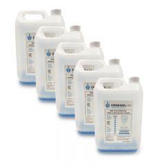 5x Crebisol 5l Disinfectant Cleaner Bundle Deal