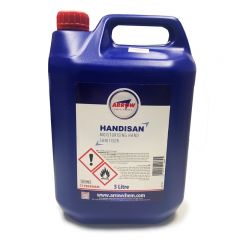 Arrow Handisan Moisturising Hand Sanitiser (70% Alcohol) - 5 Litres