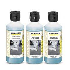 Karcher RM 536 (x3) Multi Purpose Floor Cleaner- 500ml