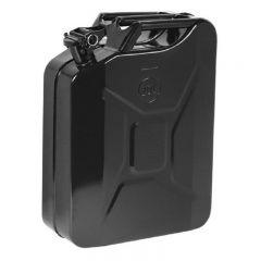 SIP 04571 20 Litre Steel Fuel Can (Black)