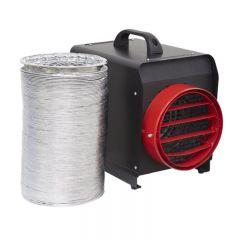 Sealey DEH5001 Industrial Fan Heater 5kW