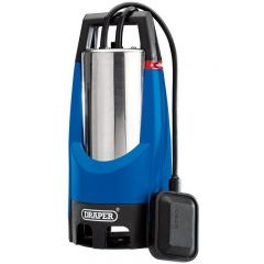 Draper 98914 Submersible Dirty Water Pump With Float Switch (850W)