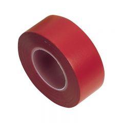 Draper 11912 8 x 10m x 19mm Red Insulation Tape to BSEN60454/TYPE2