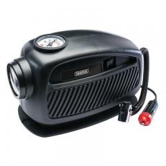 Draper 80999 12V Mini Analogue Air Compressor (250PSI Max.)