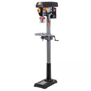 SIP 01704 F16-16 Professional Floor Standing Pillar Drill