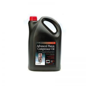 SIP 02352 5 Litre Specially Formulated Advanced Compressor Oil - SAE40