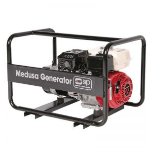 SIP 04535 Medusa MGHP2.5F 2.2Kva Full Frame Honda Petrol Generator (Discontinued)