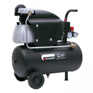 SIP 05283 Airmate TN2.5/50-D Direct Drive Compressor