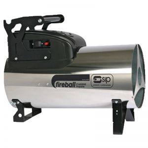 SIP 09275 Fireball 1602DV Propane Gas Space Heater