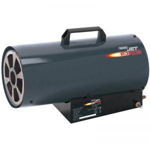 Draper 17681 Jet Force Propane Space Heater 50K BTU (15KW)