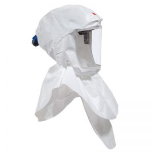3M S-607 Versaflo S Series Replacement Hood for Headtop S-657
