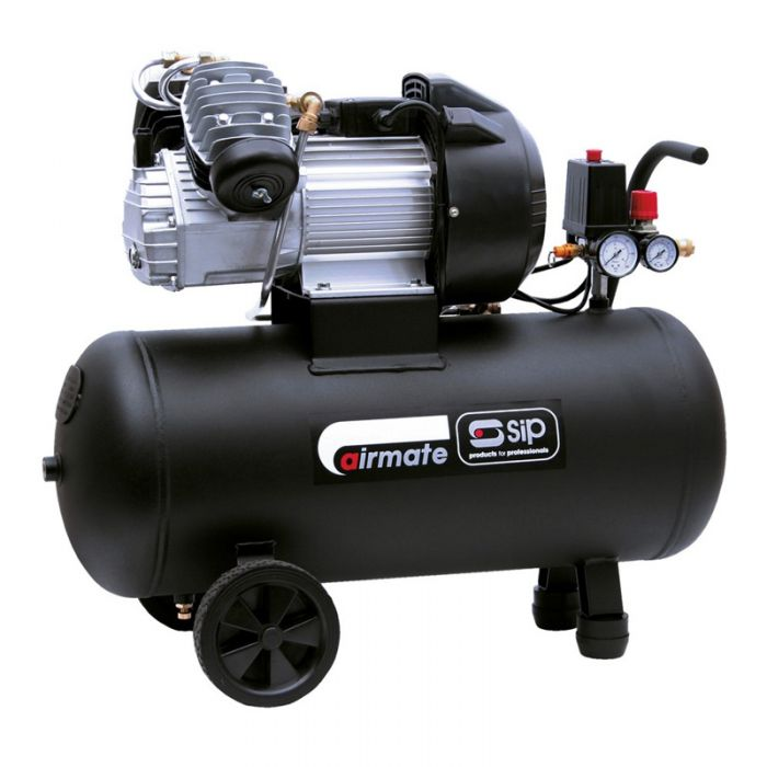 SIP 06242 Airmate TN3/50-D Air Compressor