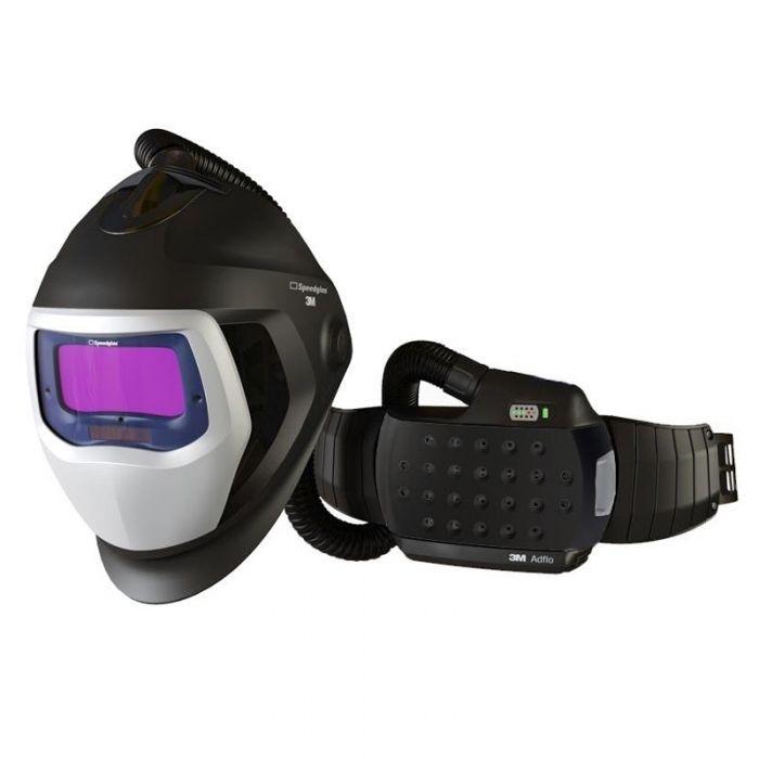 3M Speedglas 9100X Adflo Air Fed Welding Helmet