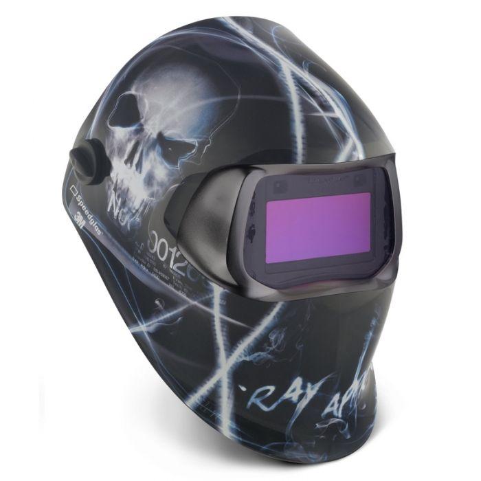 3M Speedglas 100 Welding Helmet-Xterminator